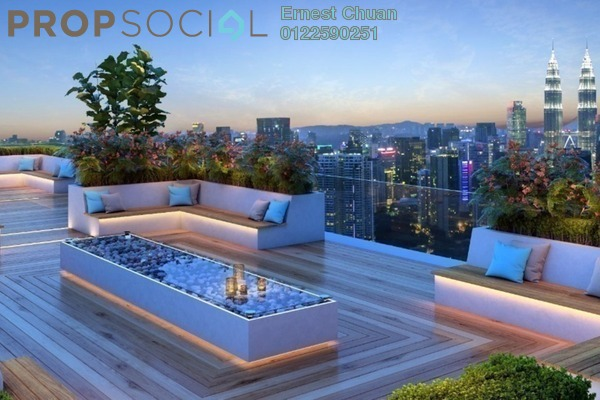 For Sale Condominium at Platinum Splendor Residence, Kuala Lumpur Leasehold Unfurnished 3R/2B 490k