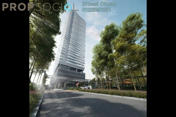 For Sale Condominium at The Riyang, Kuchai Lama Freehold Semi Furnished 3R/4B 890k