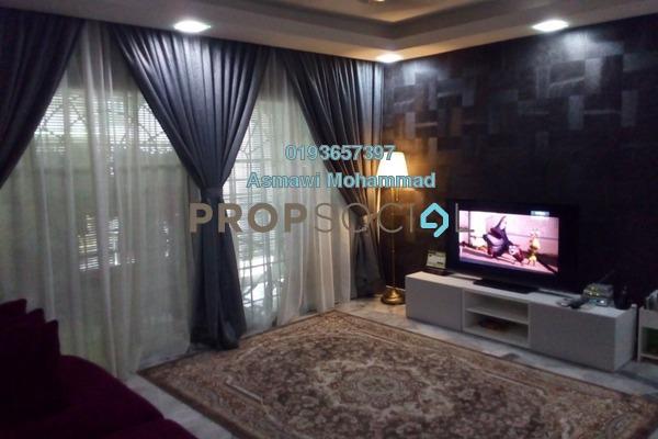 For Sale Apartment at Delima J Apartment, Desa Pandan Leasehold Semi Furnished 3R/2B 380k