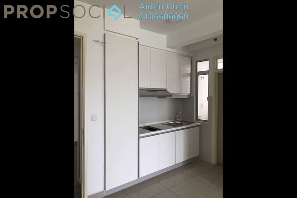 For Rent Condominium at Austin Suites, Tebrau Freehold Semi Furnished 1R/1B 1.2k