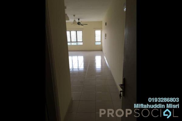 For Sale Serviced Residence at Pelangi Damansara Sentral, Mutiara Damansara Freehold Semi Furnished 2R/2B 450k