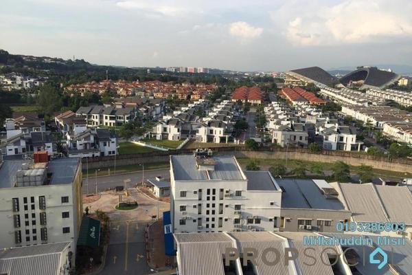 For Sale Condominium at Residensi Alami, Shah Alam Freehold Semi Furnished 3R/2B 470k