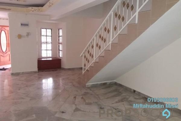 For Sale Terrace at Bandar Saujana Utama, Sungai Buloh Freehold Semi Furnished 4R/3B 430k