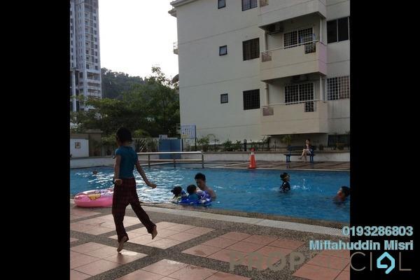 For Sale Condominium at Bukit Prima Pelangi, Segambut Freehold Semi Furnished 3R/2B 360k
