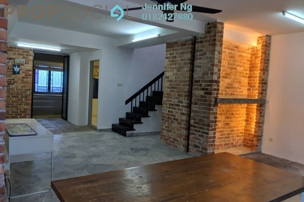 For Rent Terrace at USJ 3, UEP Subang Jaya Freehold Semi Furnished 4R/3B 2k