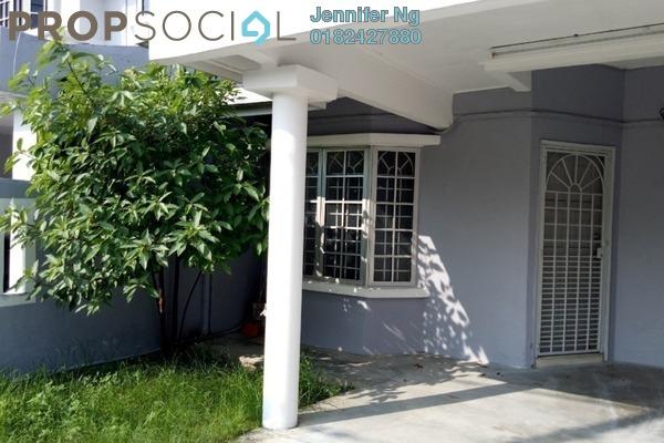 For Sale Terrace at USJ 1, UEP Subang Jaya Freehold Semi Furnished 4R/3B 520k