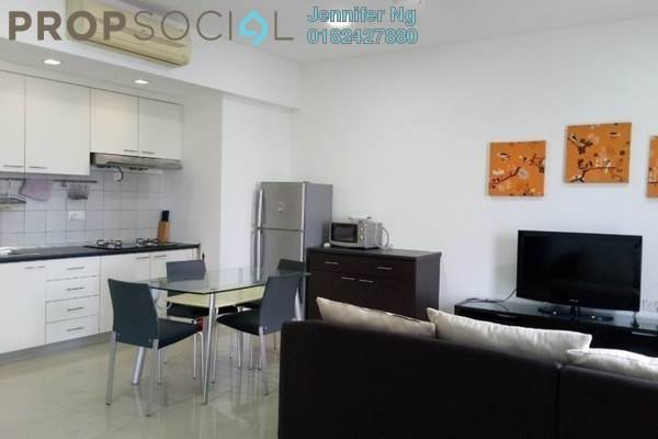 For Sale Serviced Residence at PJ8, Petaling Jaya Freehold Fully Furnished 1R/1B 648k