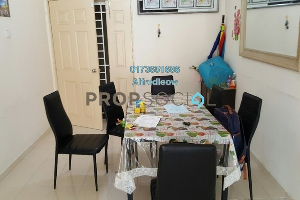 For Rent Terrace at Plaza Sinar, Segambut Freehold Fully Furnished 3R/2B 1.4k
