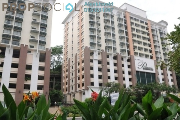 For Rent Serviced Residence at Peninsular Residence, Damansara Heights Freehold Fully Furnished 2R/2B 1.7k
