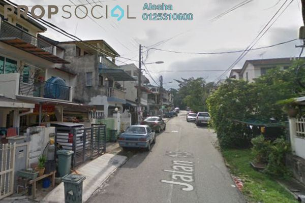 For Sale Terrace at Taman Sri Sinar, Segambut Freehold Unfurnished 0R/0B 292k
