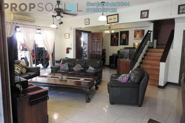 For Sale Terrace at Safa, Desa ParkCity Freehold Semi Furnished 4R/3B 3.25m