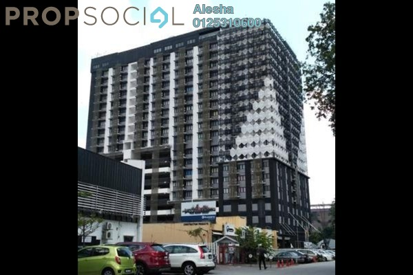 For Sale Apartment at Section 13, Petaling Jaya Freehold Unfurnished 0R/0B 322k
