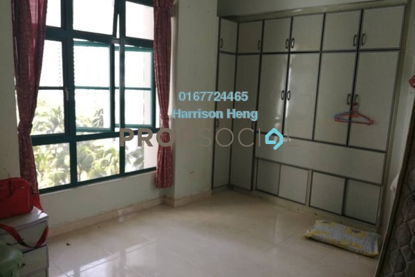 For Sale Condominium at Straits View Condominium, Bandar Baru Permas Jaya Freehold Fully Furnished 3R/3B 480k