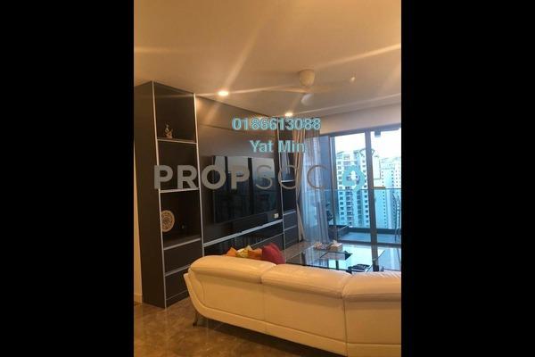 For Sale Condominium at Kiaramas Danai, Mont Kiara Freehold Fully Furnished 4R/4B 1.9m