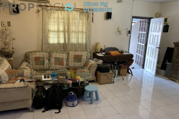 For Sale Terrace at Taman Sri Bahagia, Cheras South Freehold Semi Furnished 4R/3B 750k