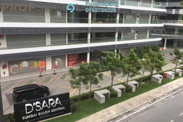 For Rent Shop at D'Sara Sentral, Sungai Buloh Freehold Unfurnished 0R/0B 5k