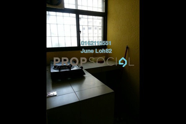For Rent Apartment at Perdana Puri, Kepong Freehold Semi Furnished 3R/2B 1k