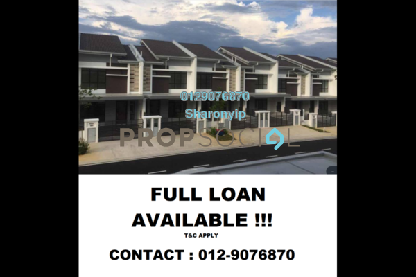For Sale Terrace at Alpine @ M Residence 2, Rawang Leasehold Unfurnished 4R/3B 520k