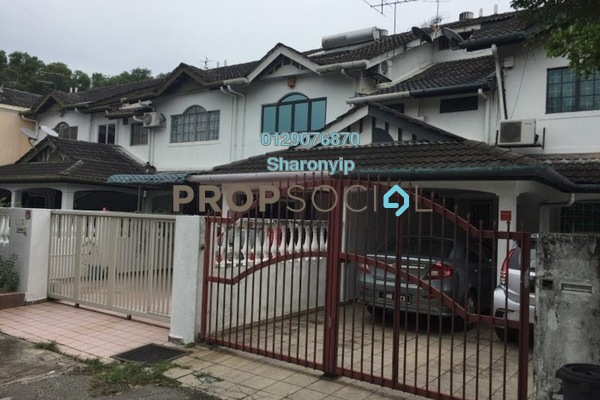 For Rent Terrace at Taman Sri Bahagia, Cheras South Freehold Unfurnished 3R/2B 1.3k