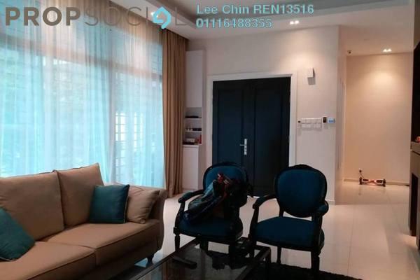 For Sale Bungalow at Mahkota Villa, Bandar Mahkota Cheras Freehold Semi Furnished 6R/7B 2.65m