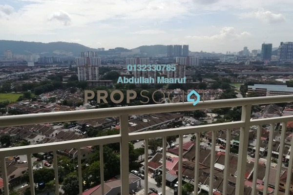 For Rent Apartment at Residensi Pandanmas 2, Pandan Indah Freehold Semi Furnished 3R/2B 1.3k