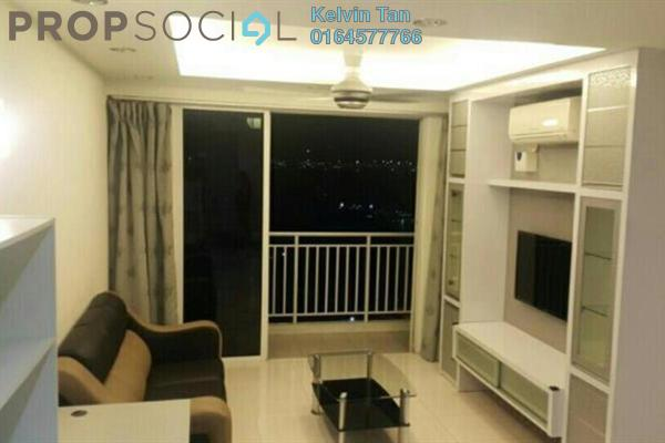 For Rent Condominium at Summer Place, Jelutong Freehold Fully Furnished 3R/2B 1.9k