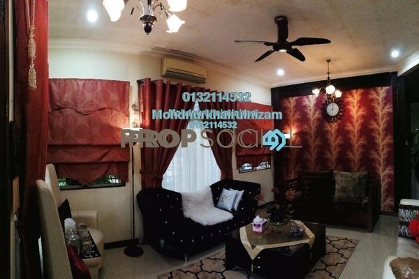 For Sale Semi-Detached at Taman Meru Indah, Meru Freehold Unfurnished 4R/2B 430k