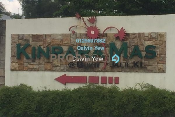 For Sale Condominium at Kinrara Mas, Bukit Jalil Freehold Unfurnished 4R/3B 400k