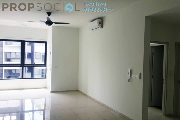 For Rent Condominium at D'Sara Sentral, Sungai Buloh Freehold Semi Furnished 2R/1B 1.4k