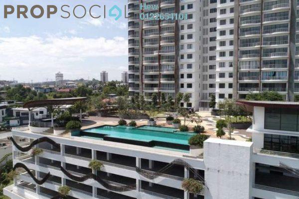 For Sale Condominium at Denai Sutera, Bukit Jalil Freehold Semi Furnished 3R/3B 600k