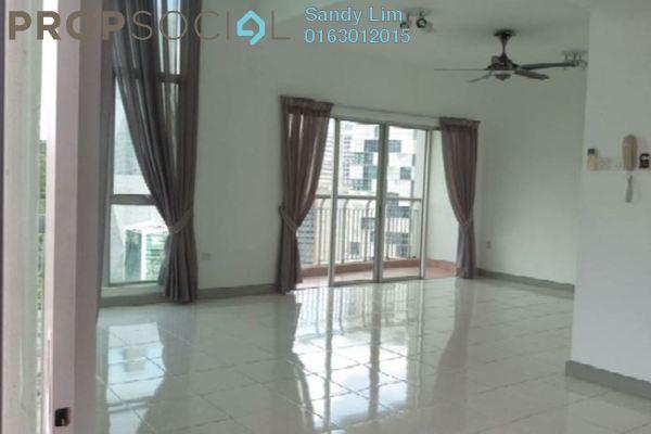 For Sale Condominium at Metropolitan Square, Damansara Perdana Freehold Semi Furnished 3R/3B 1.25m