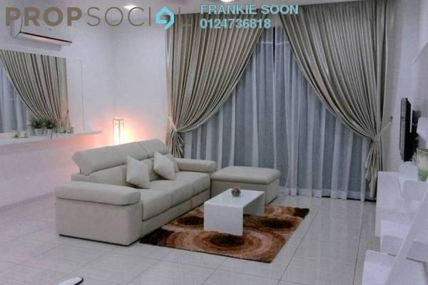 For Rent Condominium at The Light Collection II, The Light Freehold Fully Furnished 3R/2B 3k