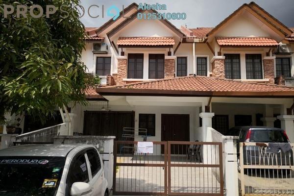 For Sale Terrace at Bandar Nusaputra, Puchong Freehold Unfurnished 0R/0B 460k