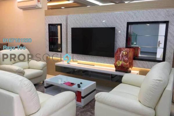 For Sale Terrace at Nusa Bayu, Iskandar Puteri (Nusajaya) Freehold Fully Furnished 4R/3B 620k