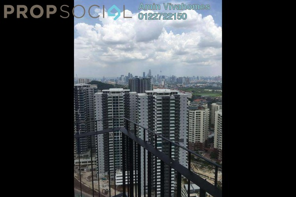 For Rent Condominium at Seri Riana Residence, Wangsa Maju Freehold Semi Furnished 3R/2B 3.5k