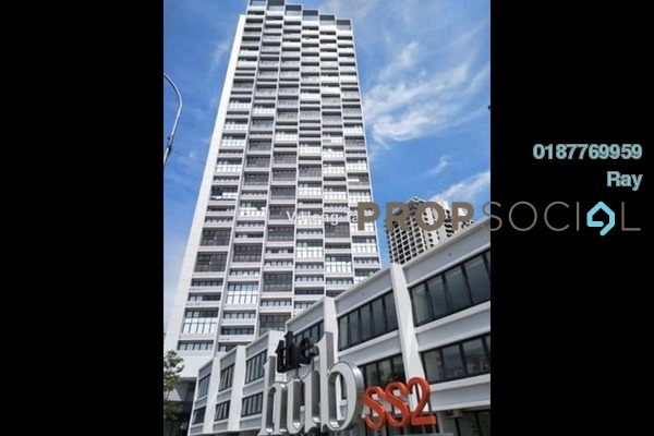 For Rent Condominium at The Hub, Petaling Jaya Freehold Fully Furnished 2R/2B 2.6k
