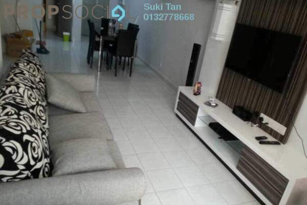 For Sale Apartment at 162 Residency, Selayang Freehold Semi Furnished 3R/2B 299k