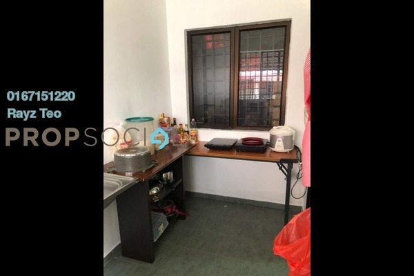 For Sale Terrace at Taman Mount Austin, Tebrau Freehold Fully Furnished 4R/3B 600k