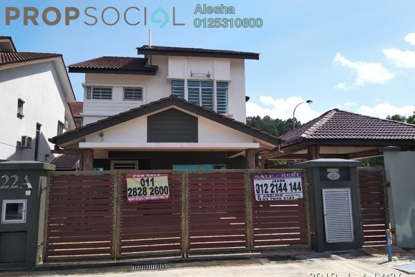 For Sale Semi-Detached at Emerald West, Rawang Freehold Unfurnished 0R/0B 900k