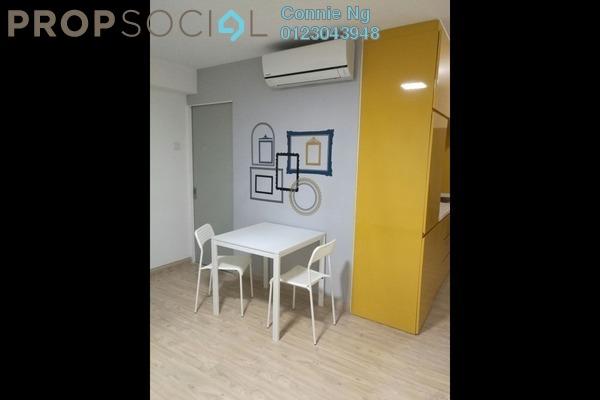 For Rent SoHo/Studio at Empire City, Damansara Perdana Freehold Fully Furnished 0R/1B 1.3k