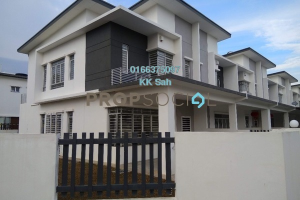 For Sale Link at Setia EcoHill, Semenyih Freehold Semi Furnished 4R/3B 650k