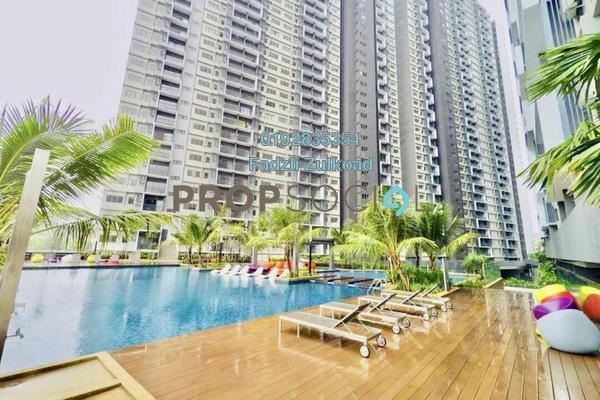 For Sale Condominium at Seasons Garden Residences, Wangsa Maju Freehold Unfurnished 3R/2B 460k