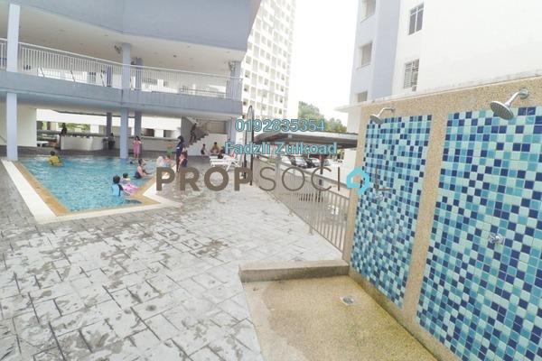 For Rent Condominium at Suasana Lumayan, Bandar Sri Permaisuri Freehold Unfurnished 4R/2B 1.5k