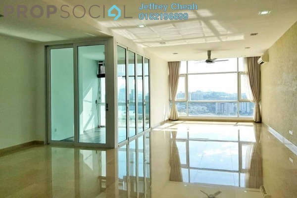 For Sale Condominium at Sunway Vivaldi, Mont Kiara Freehold Semi Furnished 5R/5B 3.2m