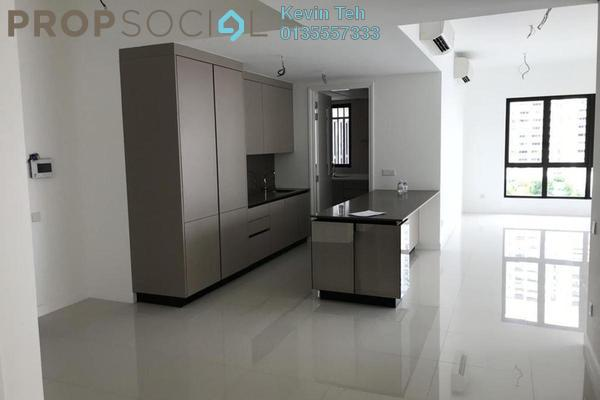 For Sale Condominium at Residensi 22, Mont Kiara Freehold Semi Furnished 3R/3B 1.76m
