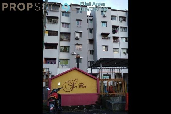 For Sale Apartment at Taman Sepakat Indah, Kajang Freehold Unfurnished 3R/2B 160k