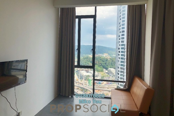 For Rent SoHo/Studio at Empire Damansara, Damansara Perdana Freehold Fully Furnished 1R/1B 1.2k