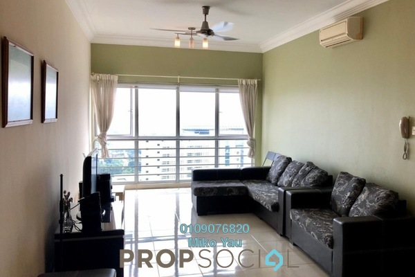For Rent Condominium at Metropolitan Square, Damansara Perdana Freehold Fully Furnished 3R/2B 2.2k