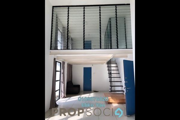For Rent Duplex at Empire City, Damansara Perdana Freehold Semi Furnished 1R/2B 1.4k