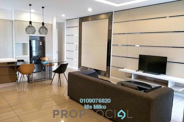 For Rent Condominium at Eve Suite, Ara Damansara Freehold Fully Furnished 2R/2B 2.5k